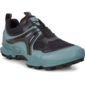 ECCO Biom C-Trail Schoenen Dames, turquoise/zwart